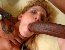 Horny slut loves to suck and fuck big cocks gallery Image 3