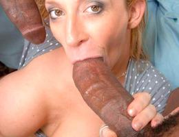 Nice sluts gets a big cock gall Image 9