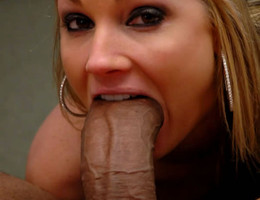Chicks love to suck big cocks gal Image 4