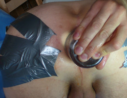 Gay horny fisting galery Image 1