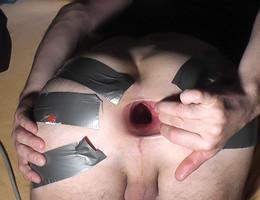 Gay horny fisting galery Image 5