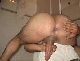 Big dick masturbation series Image 1