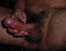 Big dick masturbation series Image 4