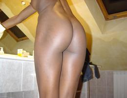 Ebony seduction set Image 9