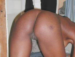 Ebony ass collection Image 2
