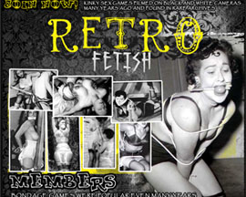 retro fetish