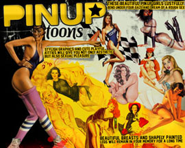 pinup toons