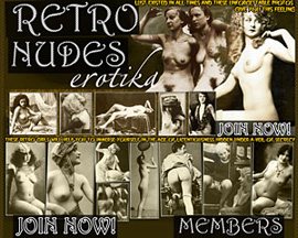 retro nudes erotica
