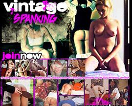 vintage spanking