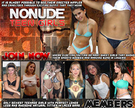 nonude teen girls