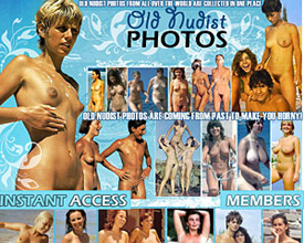 old nudist photos
