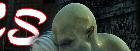 Ugly 3D porn orcs