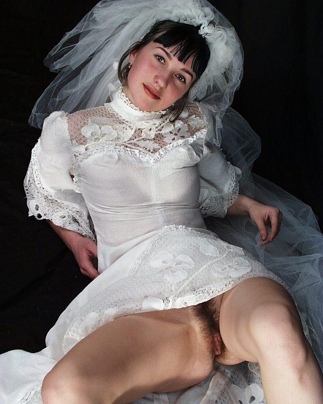 Секс с невестой крупным планом