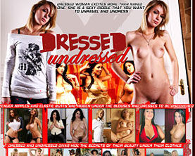 dresses - undressed