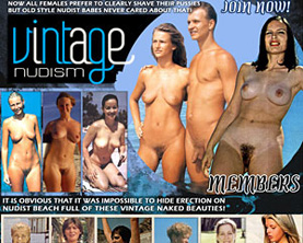 vintage nudism