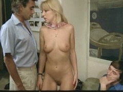 Hardcore sex in Brigitte Lahaie