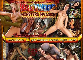 Monsters Fucking Cute Girls