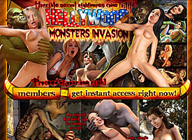 Monsters Fucking Cute Girls