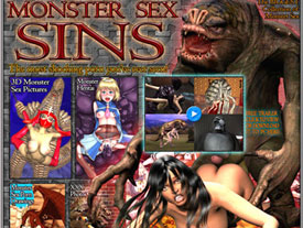 Monster Sex Sins