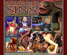 toons monster sex