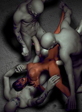 3d alien porn