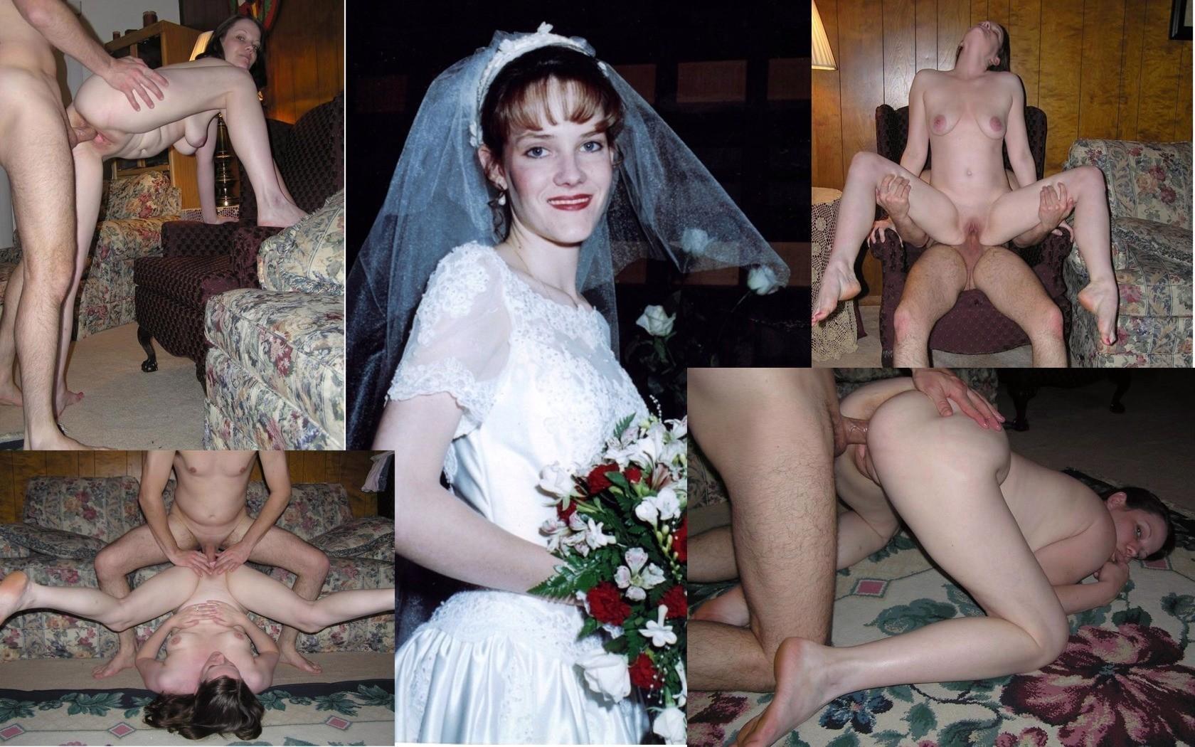 русский секс на свадьбе частное обращай таких людишек
