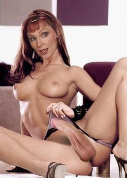 Dick Girls Erotica