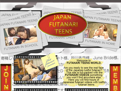 Japan Futanari Teens