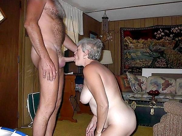 пожилых домашний супруг секс