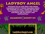 Ladyboy Angel