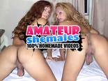 Amateur Shemales