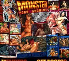 Monster Porn Archive