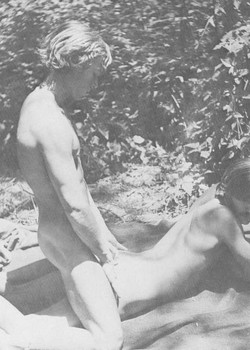 Vintage Male Porn