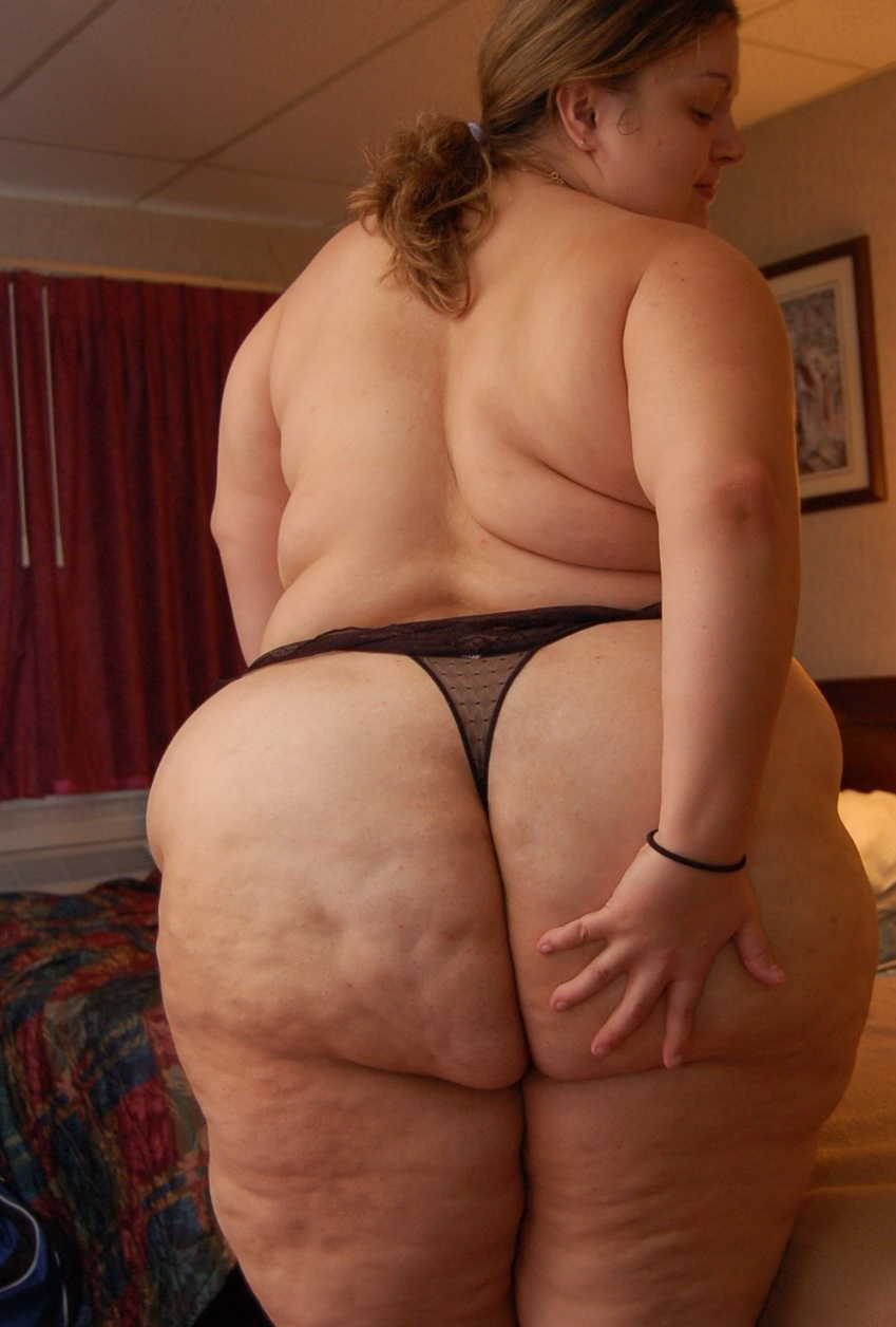 Fat chubby asses