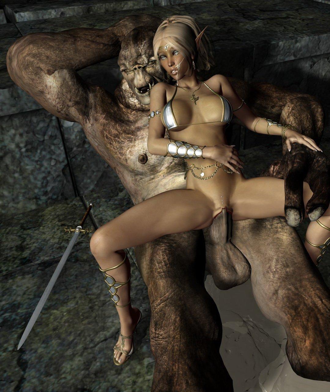 sexy 3d evil