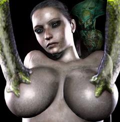 depraved 3d creatures