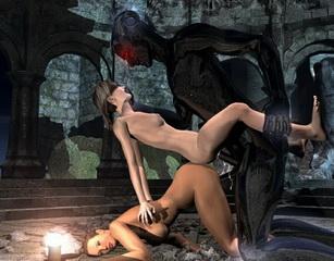 3d porn creatures