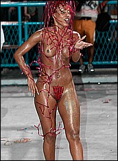 sexy carnival in rio