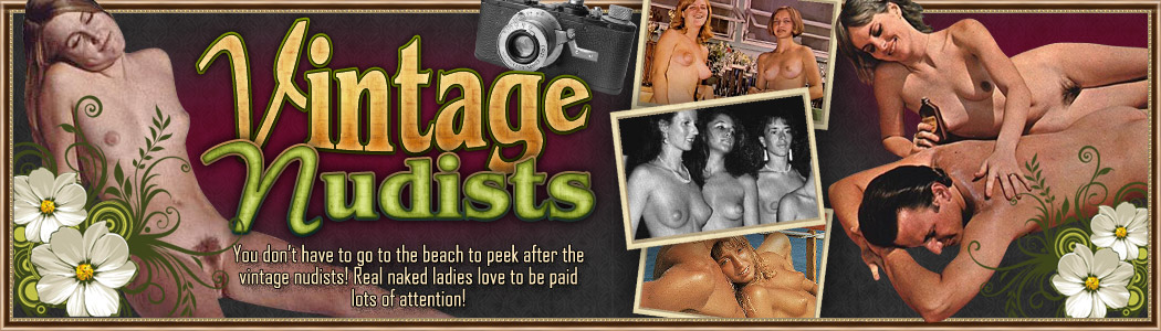 Join Vintage Nudists