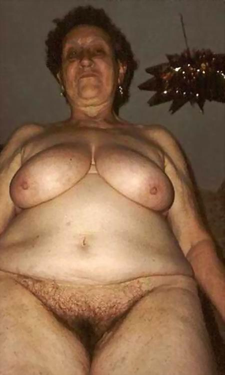 фото толстые голые старые
