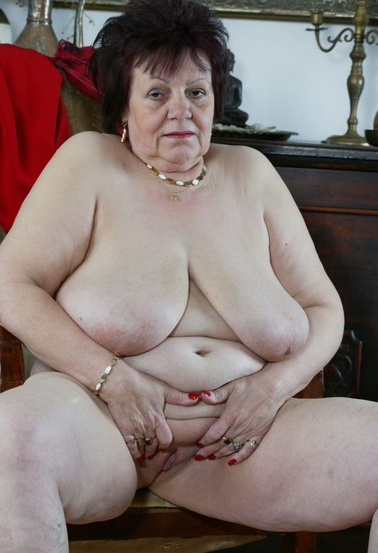 Порно фото толстые пожилые женщины