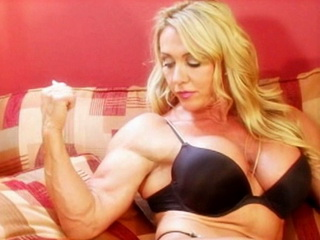 Watch Female Bodybuilders Preview Video #1