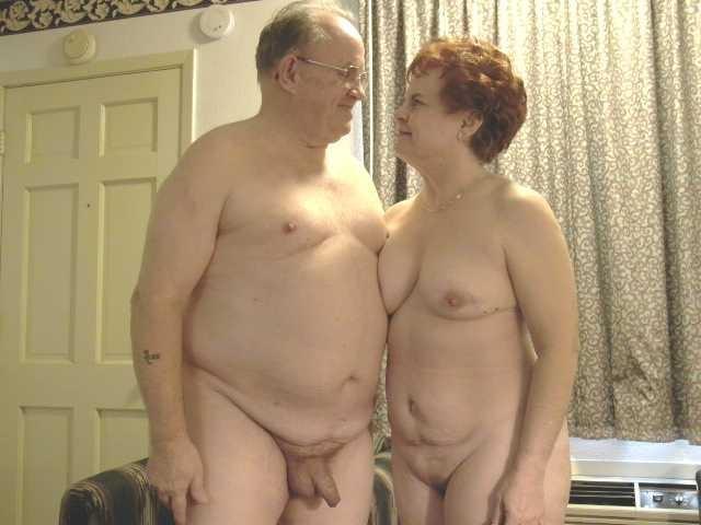 фото старые пары голые