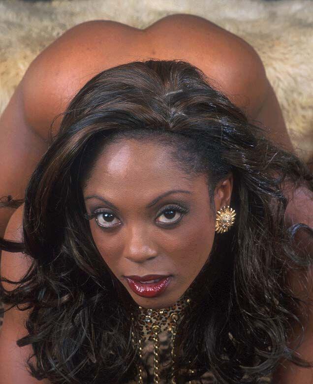 most popular black pornstars