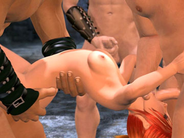 3D animated adult movie