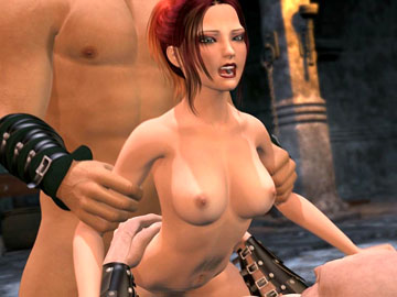 Animated sex 3D
