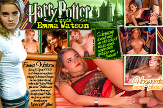 Harry Potter and nude Emma Watson