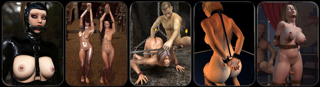 Join 3D BDSM Artwork