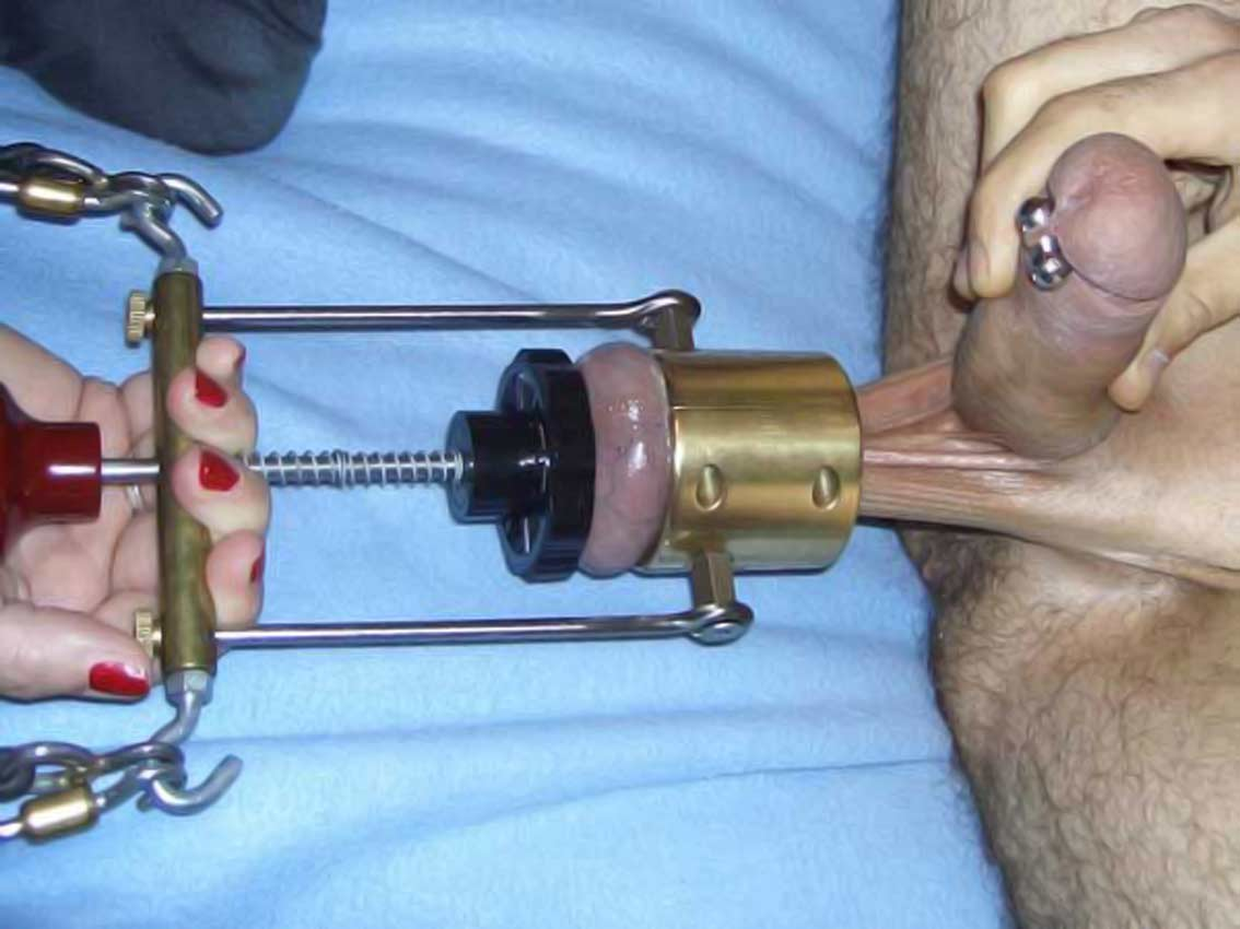 фото тиски для мужских яиц мою ответную реплику