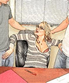 wife coworker porn fuck